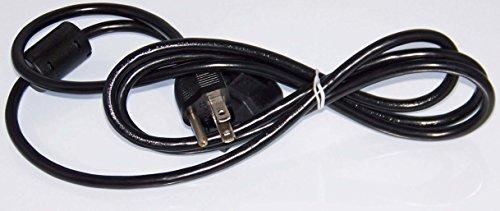 OEM Panasonic Power Cord Cable Originally Shipped With TCP65ST502, TC-P65ST502, TCP65ST60, TC-P65ST60, TCP65VT50, TC-P65VT50 by Panasonic