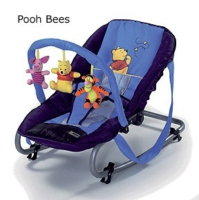 c4f00fbbac37 Hauck Bungee Bouncer in Pooh Bees Disney  Amazon.co.uk  Baby
