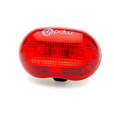 Portland Design Works The Red Planet 5 LED Tail Light