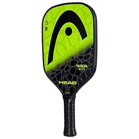 Amazon.com : HEAD Radical Elite Composite Black/Lime ...