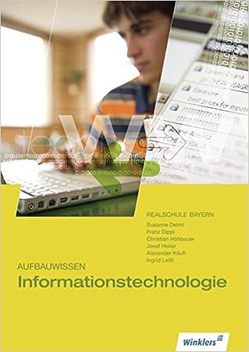 Informationstechnologie Aufbauwissen