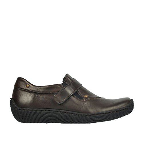 Slipons Comfort Wolky Ate Leather Brown 20300 zSxRdxw