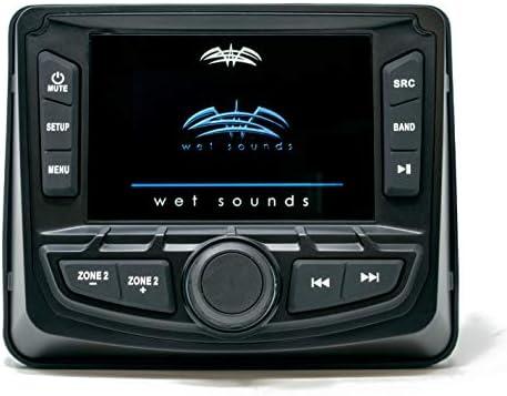 Wet Sounds WS-MC-2 Marine Media Receiver