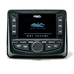 Music makes boating better The Wet Sounds WS-MC2 marine digital media receiver lets you enjoy your music while you're spending a day on the water. Listen to your Pandora playlists, plug in a player, or listen to the radio - it'll all sound gr...