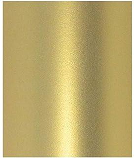 Poliéster (PVC) Oro Adhesivo - Impresión láser 10 hojas A4: Amazon ...