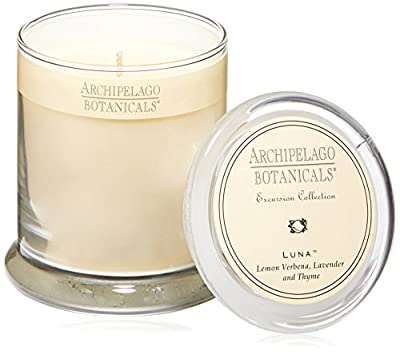 Archipelago Glass Jar Candle