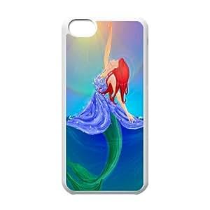 Wholesale Cheap Phone Case For Iphone 5c -Mermaid Ariel-LingYan Store Case 2