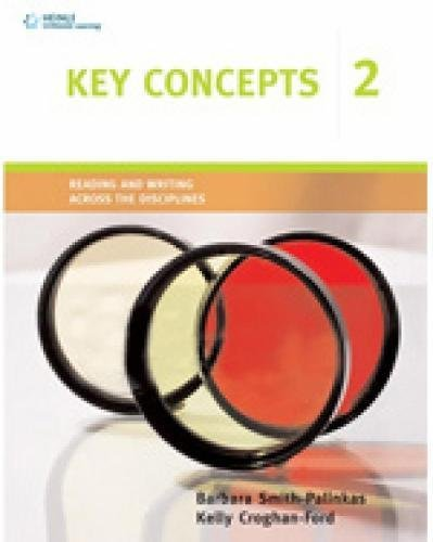 Key Concepts 2: Reading and Writing Across the...