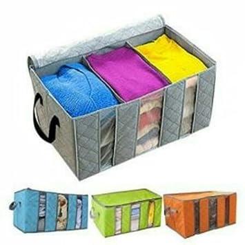 Askyl cloth storage boxes / cloth organizer storage box / cloth bags for storage  sc 1 st  Amazon India & Askyl cloth storage boxes / cloth organizer storage box / cloth ... Aboutintivar.Com