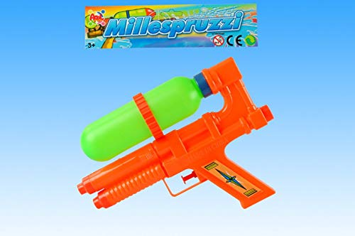 Apel Plastik Pistola Acqua con Serbatoio a 2 Spruzzi,, APE467
