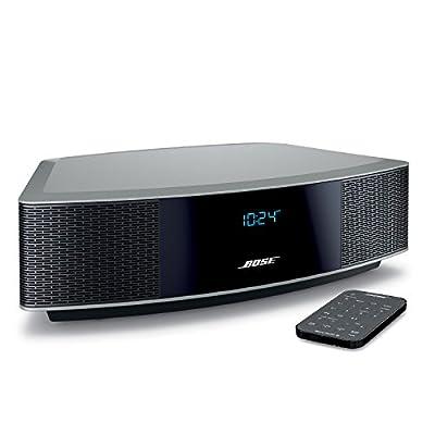 Bose Wave Radio IV - Platinum Silver from Bose Corporation