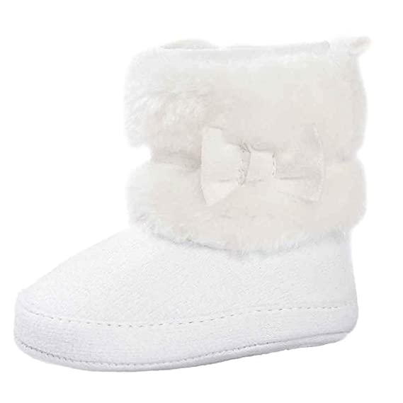 Botas de Nieve para Niños Invierno Felpa Botines Calentar ZARLLE Zapatos Botas Antideslizantes de Nieve Invierno con Felpa veludillo para Bebés Niños Niñas: ...