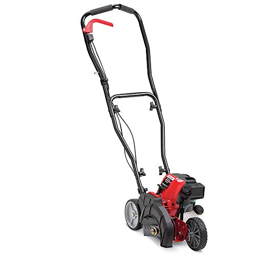 Troy-Bilt TB516 EC 29cc 4-Cycle Wheeled Edger with JumpStart Technology (Grass Gas Edger)