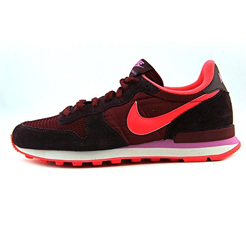 Nike Women's Wmns Internationalist , DEEP BURGUNDY/HYPER PUNCH-TM RED-LT M,  7.5 US - Buy Online in UAE. | Shoes Products in the UAE - See Prices, ...