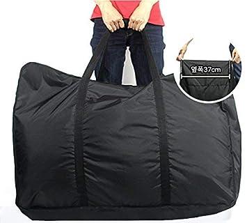 Plago Nylon Huge-Capacity Travel Duffel Bag Waterproof Luggage Sport Blanket Storage Various Purposes 4Sizes XXXL 262-Liter