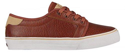Fallen Skateboard Shoes Forte Jamie Thomas Saddle Brown / Khaki 7lCZptW1fm