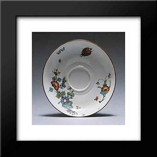 Chantilly - 15x15 Framed Museum Art Print- Saucer