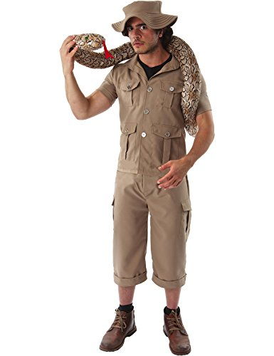 Safari Suit Halloween Costume - Safari Outfits For Adults