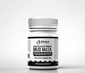 Dead Sea Black Mineral Mud Mask