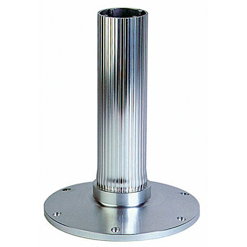 Garelick/Eez-In 75530:01 Ribbed Series Fixed Overall Height Pedestal - 12
