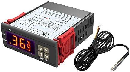 STC-2000 220V 55~120℃ Digital Temperature Controller Thermocouple Sensor