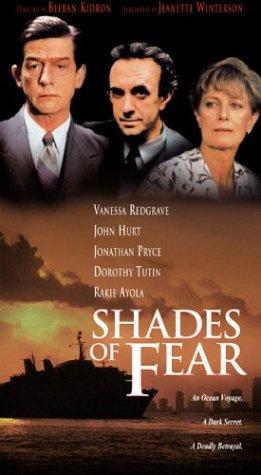 Shades of Fear [VHS] - Sol R Shades