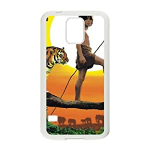 Jungle Book 2 Samsung Galaxy S5 Cell Phone Case White Nvlbr