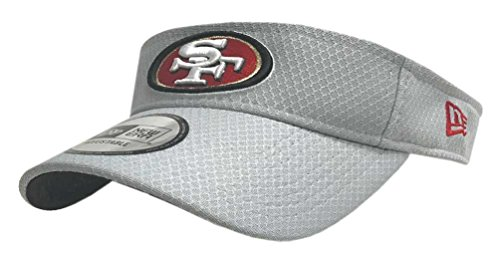 San Francisco 49ers Training Camp - New Era 2018 NFL San Francisco 49ers Training Camp Visor Hat Cap Golf 11766189