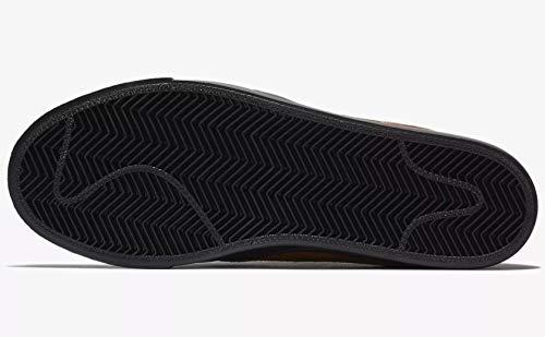 Tan Black Multicolore Janoski Nike Stefan British British Lt Tan Zoom Lt Sneakers 218 Basses Homme 14Za7