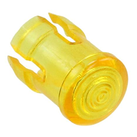 0.171-Inch//4.3mm Diameter Green VCC SML Series Fresnel Round Lens for 3mm T-1 LED