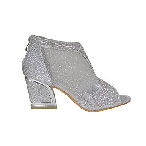 sandales à mariage bas Soirée Ciara de talons 5awxBTaUq