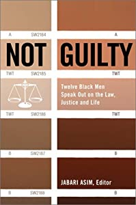 Not Guilty: Twelve Black Men Speak Out on Law, Justice, and Life by Amistad