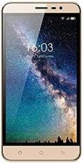 "Hisense F23 - Smartphone 5.5"", 2GB RAM, 16GB ROM, Quad-Core 1.3GHz, Dorado"