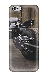 Case Cover, Fashionable Iphone 6 Plus Case - Batman Bike