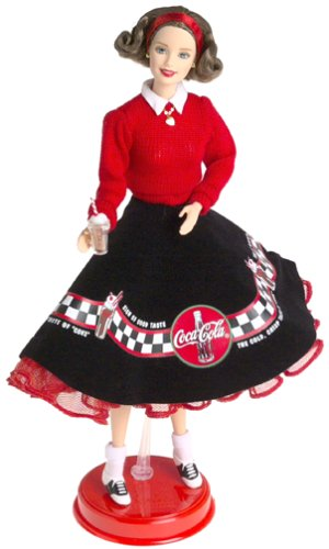 Coca-Cola Barbie #2 2000