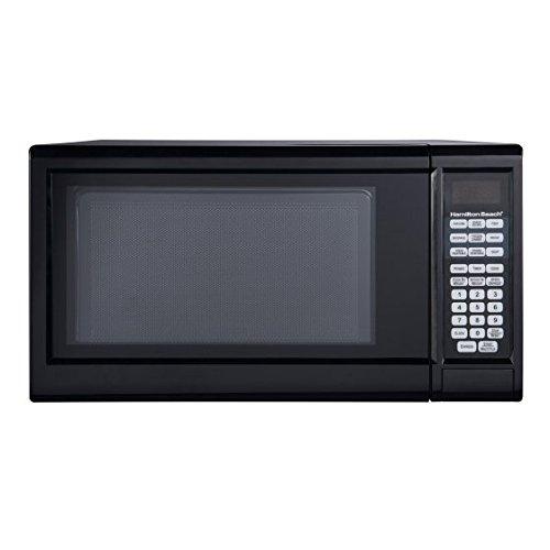 Hamilton Beach 1.3 cu.ft. Digital Microwave Oven, Black