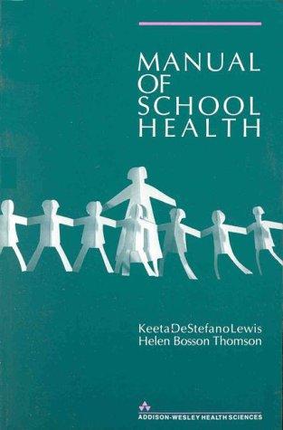 Manual School Health