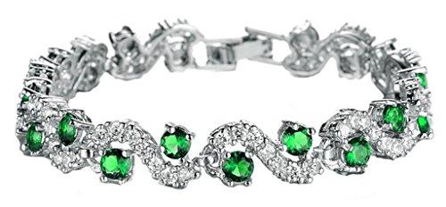 ANAZOZ Fashion Bracelets Inverted S