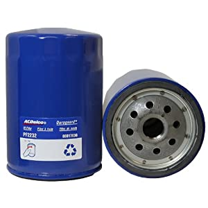 ACDelco PF2232 Professional Engine Oil Filter