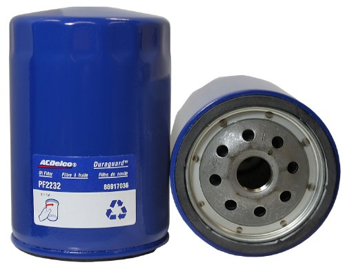 ACDelco PF2232 Professional Engine Oil Filter (Best Oil For A Duramax Diesel Engine)