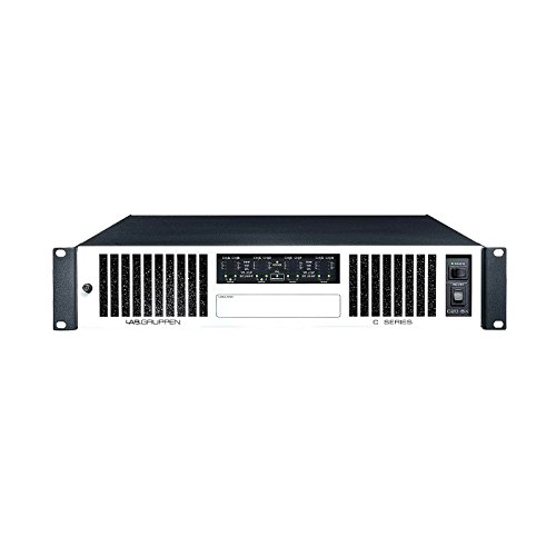 Lab.gruppen C20:8X | 8x250 Watt 8 Channel Installation for sale  Delivered anywhere in USA