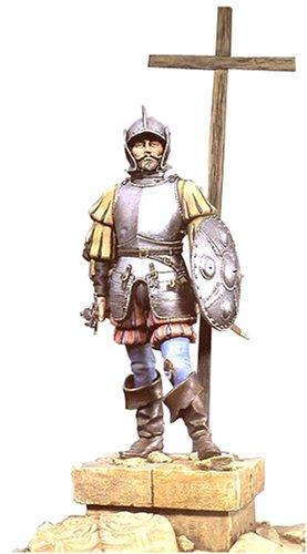 アンドレアミニチュアズ S8-F2 Conquistador (Mexico 1519)