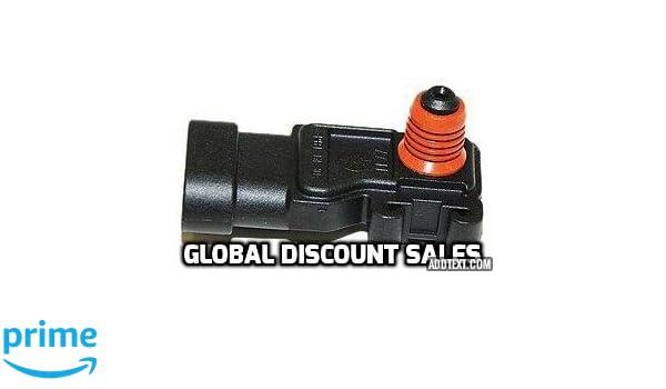 1* OEM 16212460 8162124600 Manifold Absolute Pressure MAP Sensor Pressure Sensor