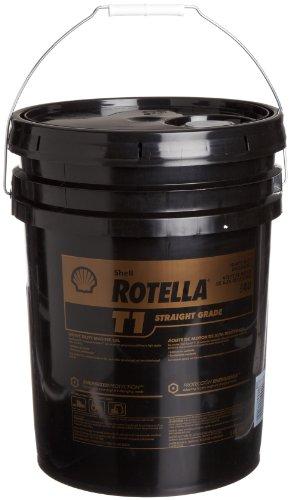 Shell rotella 550019892 t1 40 heavy duty engine diesel oil for Shell diesel motor oil