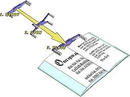 Book Holder - Flipklip 3-pak Page Clip Book Holders