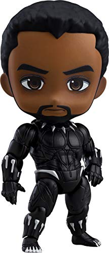 Good Smile Avengers: Infinity War: Black Panther (Infinity Edition) Deluxe Nendoroid Action Figure
