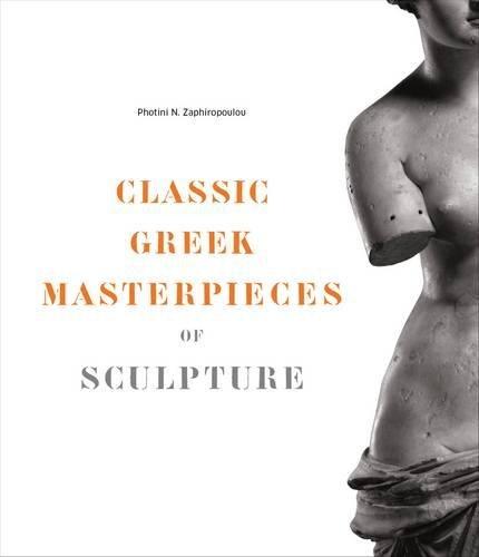 - Classic Greek Masterpieces of Sculpture