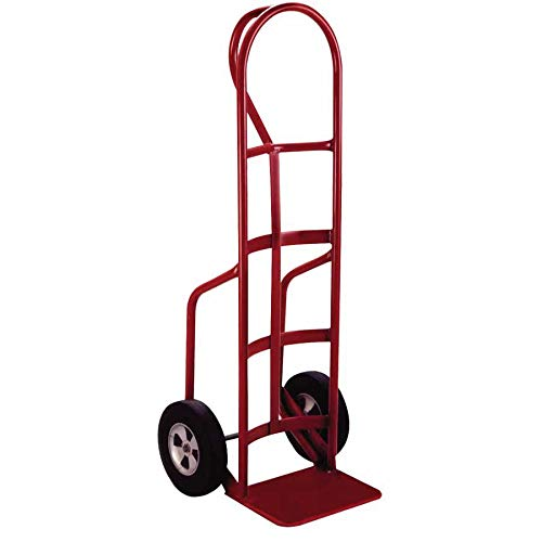 Milwaukee Hand Trucks 33045 P-Handle Truck with 10-Inch Puncture Proof Tires