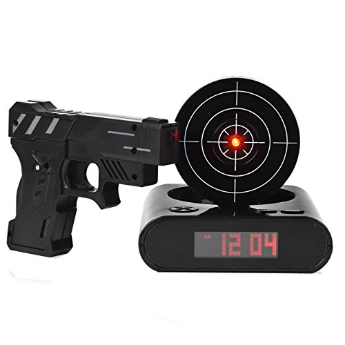 augenblick-target-alarm-clock-with-gun-infrared-laser-and-sound-effects-black