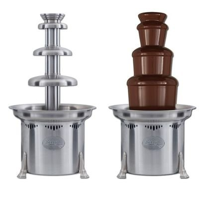The Aztec 3 Tier Chocolate Fountain